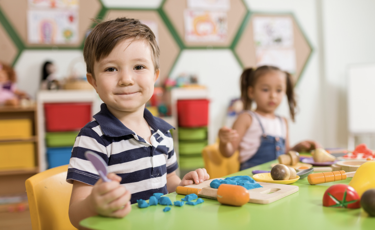 How to Engage Severely Delayed Preschoolers