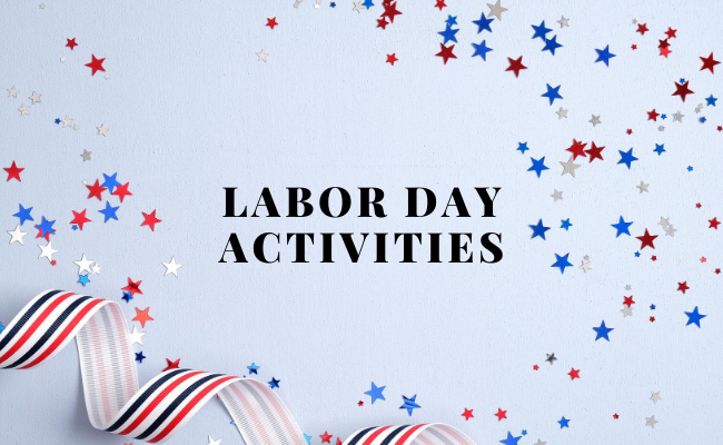 Labor Day: Speech and Language Activities