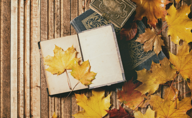 Using Fall-Themed Books to Enhance Speech Therapy