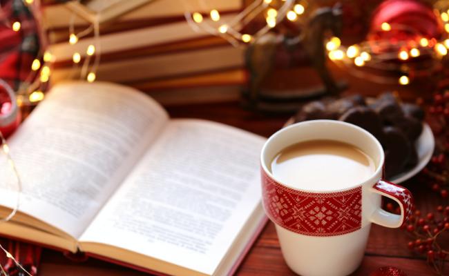Winter Books in Speech Therapy