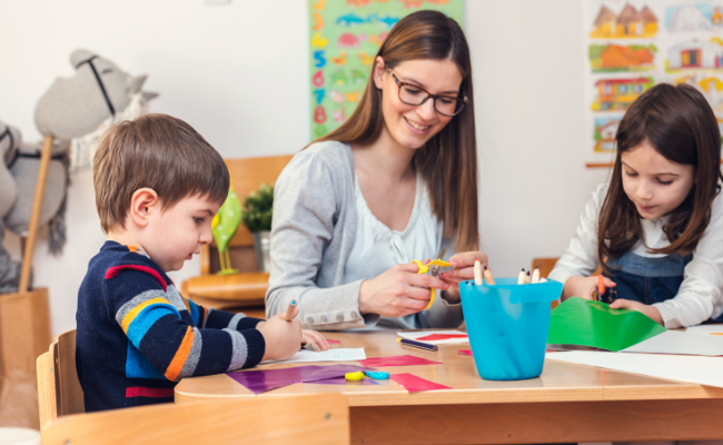 Preschool Push-In Speech/Language Services